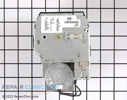 Kenmore Washing Machine Timer Assembly