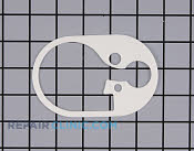 Gasket - Part # 747059 Mfg Part # 9740674