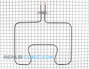 Heating Element - Part # 2496 Mfg Part # 5300207513