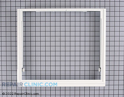 Whirlpool Refrigerator Shelf Frame without Glass