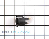 Lamp socket - Part # 276818 Mfg Part # WE4X719