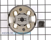 Clutch - Part # 1223 Mfg Part # WH5X256