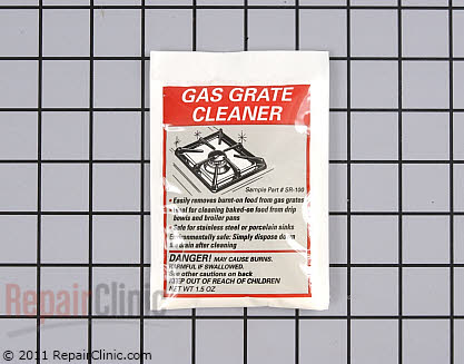 Montgomery Wards Range Grate Cleaner