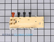Push Button Switch - Part # 418018 Mfg Part # 150467