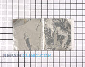 Door Insulation - Part # 619116 Mfg Part # 5303208655