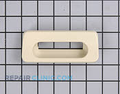 Handle, door (bsq) - Part # 894082 Mfg Part # 31001482