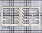 Burner Grate - Part # 484384 Mfg Part # 307398T