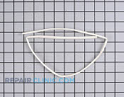 Seal, glass, front (3) - Part # 357817 Mfg Part # 08000409