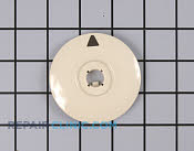 Knob Dial - Part # 278089 Mfg Part # WH11X10006