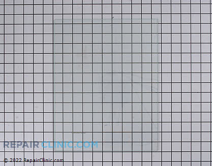 Shelf Glass (OEM)  61003391