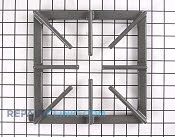 Grate, top burner - Part # 1001746 Mfg Part # 306151Y