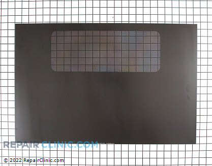 Outer Door Glass (OEM)  WB36X557