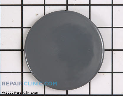 Surface Burner Cap WB29K10007      Main Product View