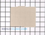 Waveguide Cover - Part # 565345 Mfg Part # 4313687