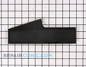 End cap, backguard (l - Part # 713289 Mfg Part # 7726P009-60