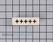 Terminal Block - Part # 1230850 Mfg Part # Y0042210