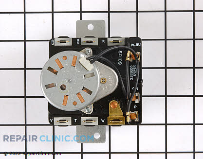 Kitchenaid Dryer Timer Assembly