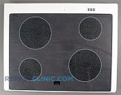 Cooktop - Part # 646682 Mfg Part # 5425A027-91