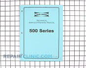 500 series technical servi - Part # 818320 Mfg Part # 3756330