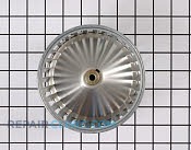 Blower Wheel - Part # 1051796 Mfg Part # 487055