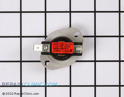 Cycling Thermostat (OEM)  WE4M216 - $44.80