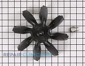 Fan Blade - Part # 637671 Mfg Part # 5303925105