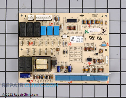 Main Control Board 4202810         Main Product View