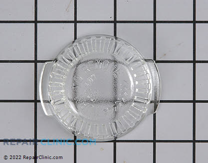 Light Lens Cover (OEM)  WB25T10002 - $3.50