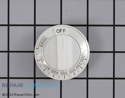 Thermostat Knob WB03K10050      Main Product View