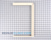 Curtain Frame - Part # 918872 Mfg Part # 5304426458