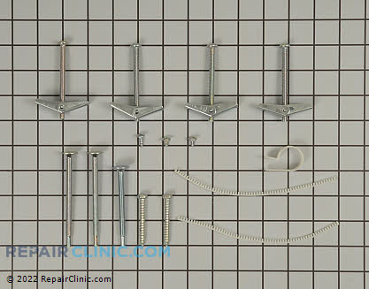 Installation Kit (OEM)  WB01X10306