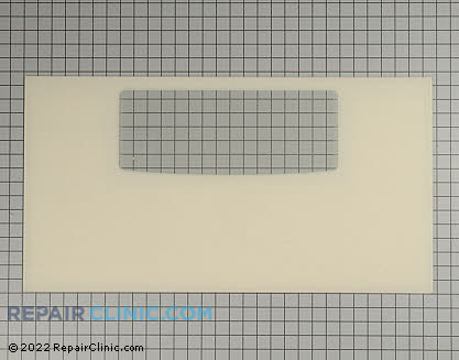 Whirlpool Outer Oven Door Glass Panel
