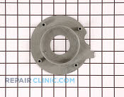 Volute cover - Part # 418422 Mfg Part # 154084601