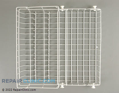 Upper Dishrack Assembly WD28X279        Main Product View