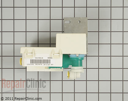 Water Inlet Valve W10217917       Main Product View