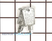Door Key - Part # 963997 Mfg Part # WR05X10007