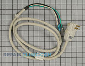 Power Cord - Part # 1381057 Mfg Part # 5304463746