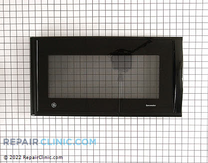 Microwave Oven Door (OEM)  WB56X10430