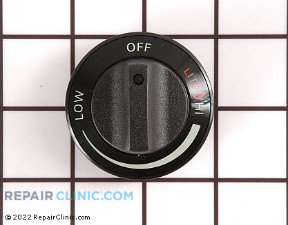 Control Knob WB3K14 Main Product View