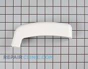 End cap,white ,lh - Part # 833143 Mfg Part # 316240901