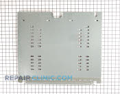 Panel - Part # 265554 Mfg Part # WB63K16