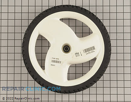 Wheel Assembly 105-1816 Main Product View