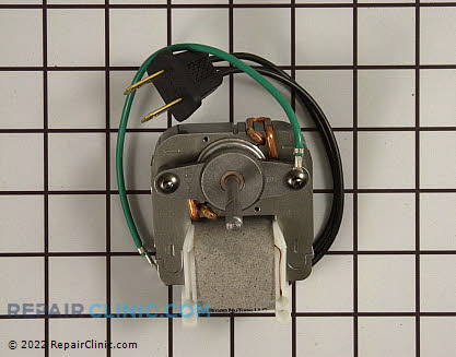 Exhaust Fan Motor 89850000 Main Product View