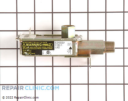 Oven Safety Valve (OEM)  WB21K5009, 252051