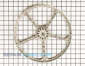 Drive Pulley - Part # 1264466 Mfg Part # WH07X10019