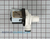 Drain Pump - Part # 1067853 Mfg Part # 34001098