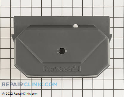 Air Cleaner Inlet Cap, Kawasaki Genuine OEM  11011-7046