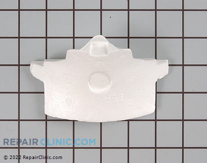 Air Diverter (OEM)  240362601 - $14.35
