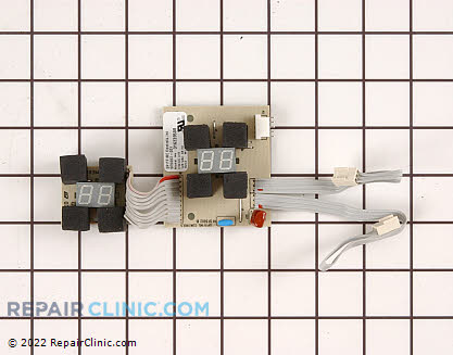 User Control and Display Board (OEM)  316239500, 891941
