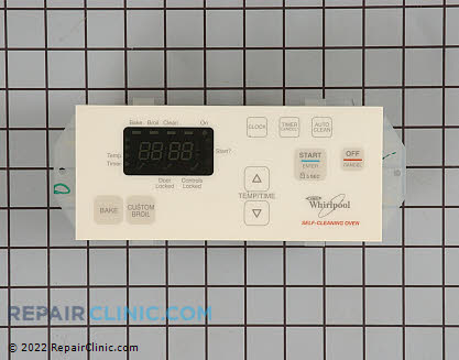 Whirlpool Stove Oven Control Board